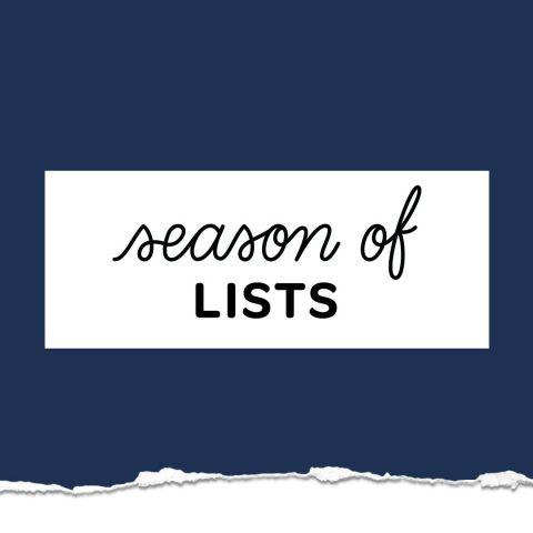 008 Lists