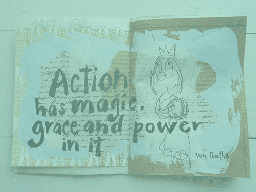 Lesson 4 – How to do the actionable inspiration thing