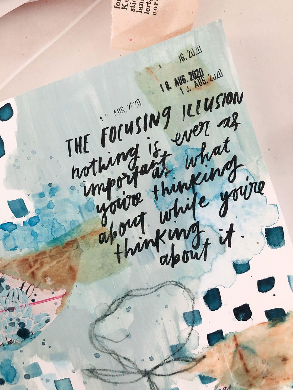 Brush lettering inspir-action