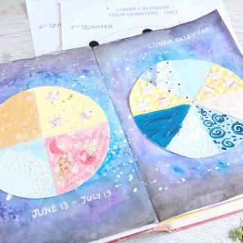 Documenting Your Emotions in a Lunar Calendar
