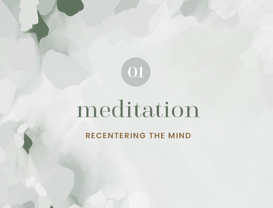 01 Meditation