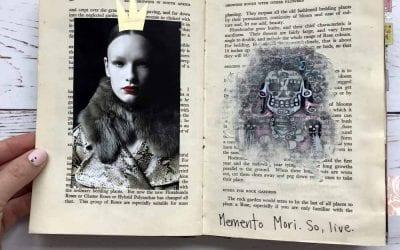 Altering Books: V's Tips and tricks