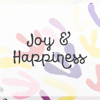 Lesson 2 – Joy and Happiness