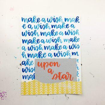Brush Lettered Inspiration
